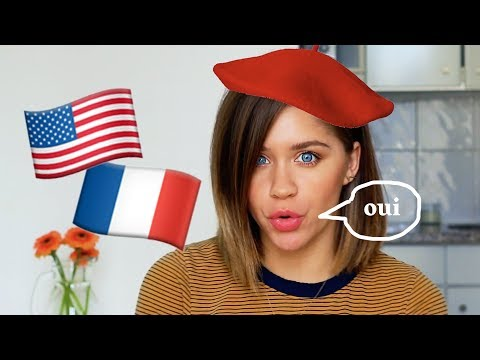 🇺🇲  AMERICAN WORKING IN PARIS FOR A MONTH 🇫🇷