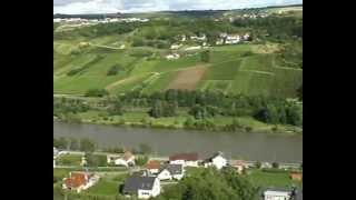Luksemburg 2 (Dolina reke Mozele in Mullerthal)
