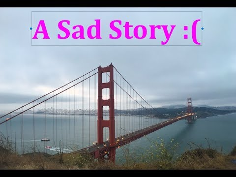 An Unfortunate Common Story from San Francisco, USA Road Trip