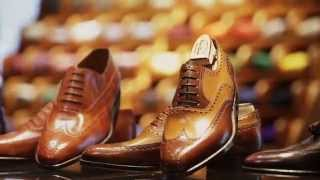Enzo Bonafè, handmade shoes atelier in Bologna - Italy