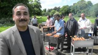 Ahmadiyya Muslims celebrate 100 years in the UK