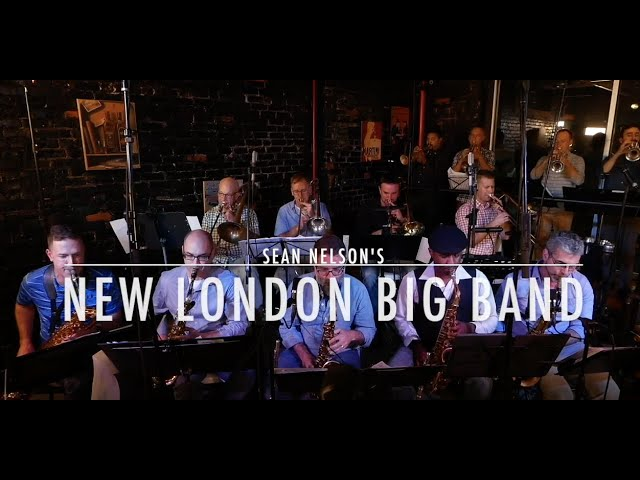 New London Big Band - Live Album Teaser