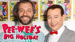 Pee Wee Herman Movie Details Revealed