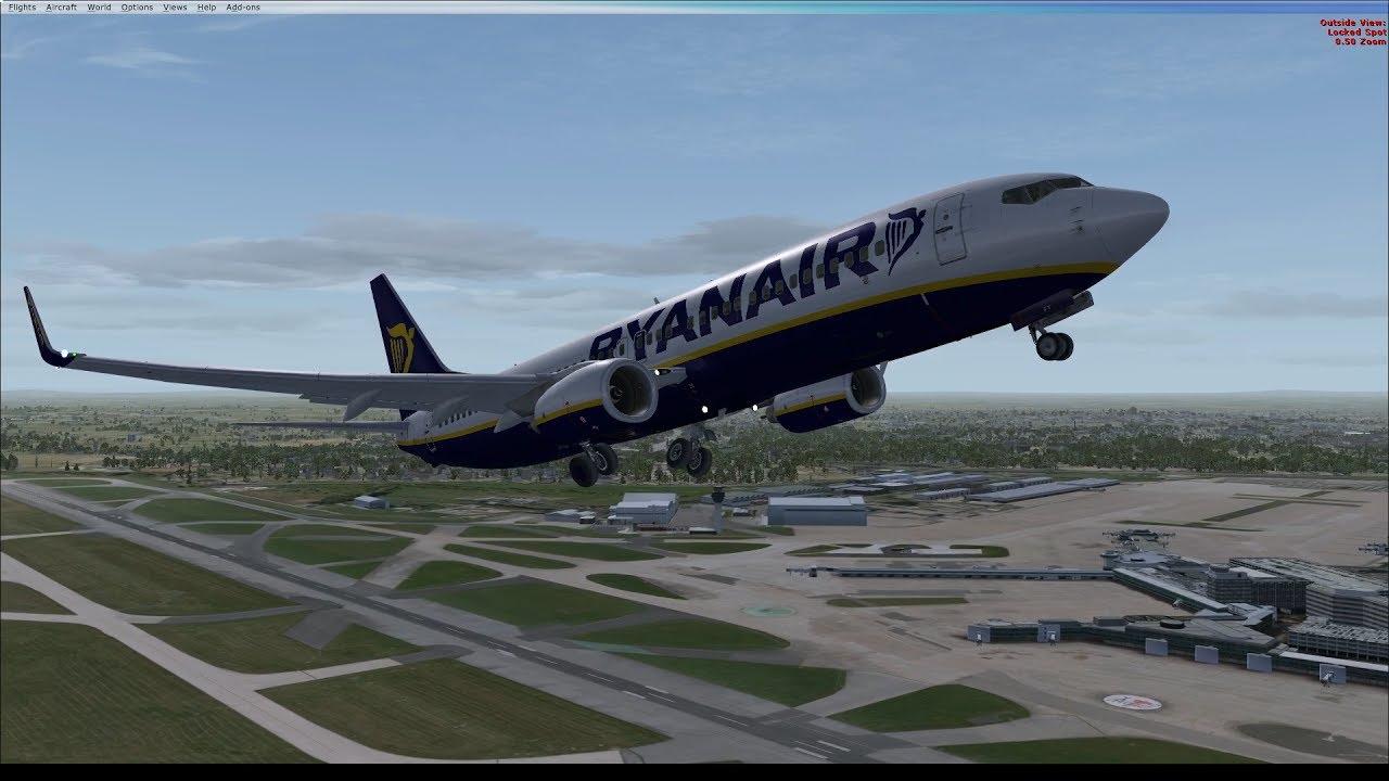 **UK2000 FREE SCENERY** Manchester Airport(EGCC) FSX & P3D