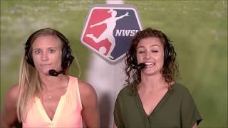 Jordan Angeli's NWSL PxP Calls
