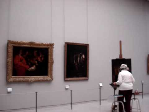 The Louvre: French paintings