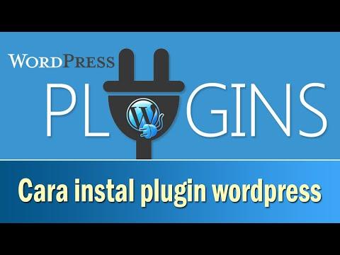 2 cara instal plugin WordPress di Hosting dan Localhost