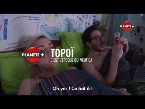Vidéo Eric Chantelauze. TOPOÏ. Planète +. Big Data