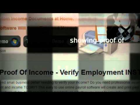 How to Make Paystubs FREE online! Create and Print Your Pay Check Stub software