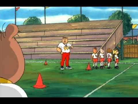 Arthur Episode - The A-team