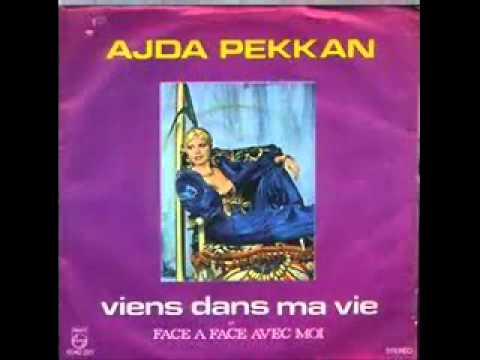 Ajda Pekkan - Face A Face Avec Moi mp3 indir
