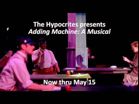 Adding Machine: A Musical I Need a Beer