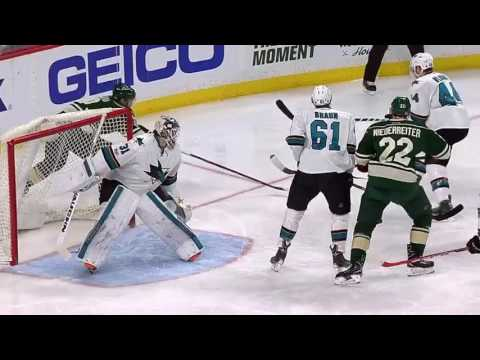 San Jose Sharks vs Minnesota Wild - March 5, 2017 | Game Highlights | NHL 2016/17