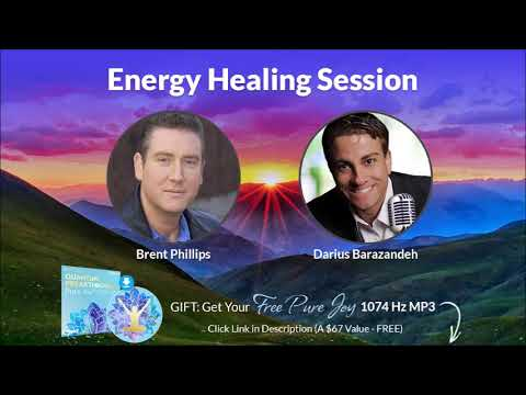 Quantum Healing Technique - Healing Negative Energy Brent Phillips & Darius Barazandeh