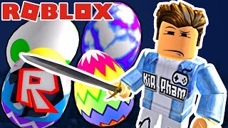 Roblox | PROTECT The OTHER'S EGG-Egg Wars | Kia Breaking