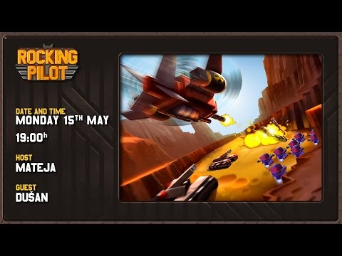 Rocking Pilot -  New Shoot 'em Up by Mad Head Games