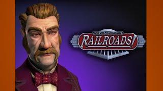 Sid Meier's Railroads Intro/Opening PC {1080p 60fps}