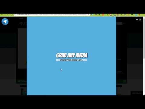 Grab Any Media 6 | Download video from MTV OnDemand