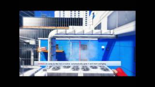 Mirrors Edge PC Gameplay  - Radeon HD4350 - Max Settings & PhysX