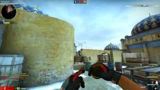 CS:GO [No-Steam] Warzone Gameplay - ALL GLOVES FREE!!!