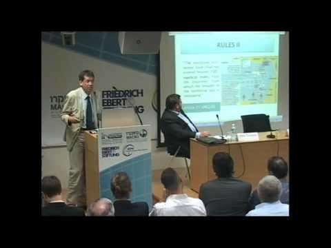 Prof. Daniel Erasmus Khan - Legal Implications of Gas Resources in the Eastern Mediterranean