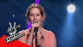 Elien - 'Strong' | Blind Auditions | The Voice Van Vlaanderen | VTM