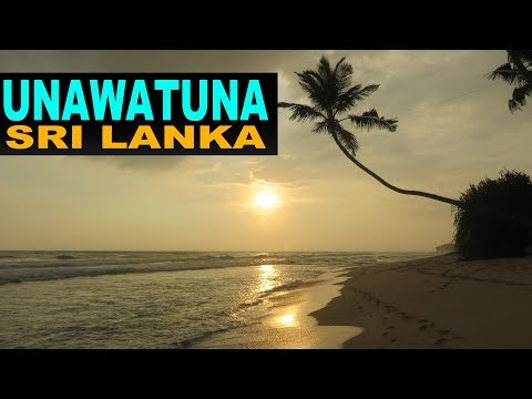 A Tourist's Guide to Unawatuna, Sri Lanka