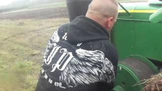 odpalanie traktora buldoga cz.2