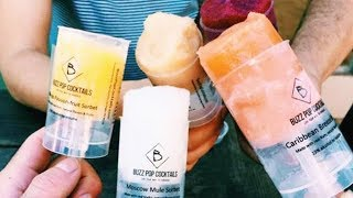 Frozen Boozy Push-Pops Are Summer's Hot New Treat