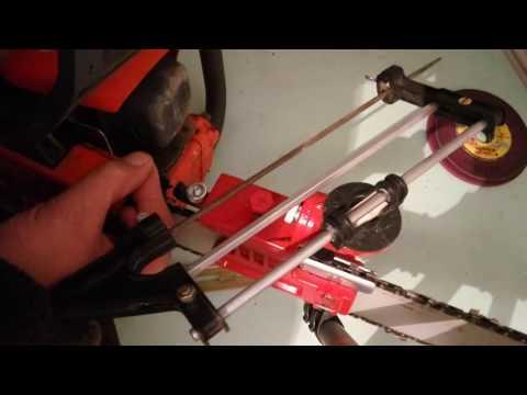 Как самостоятельно выбрать надёжный станок для заточки цепей бензопил: практические рекомендации домашнему мастеру