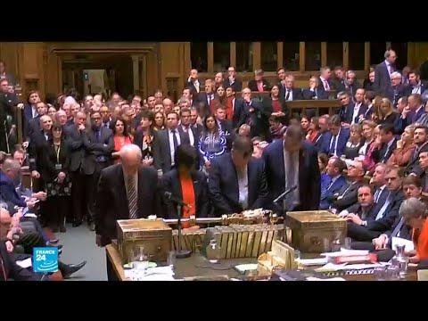 رئيس البرلمان البريطاني يبدد آمال تيريزا ماي بإعادة إحياء اتفاق بريكست  - نشر قبل 3 ساعة
