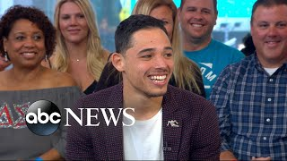 Anthony Ramos opens up about 'A Star is Born'