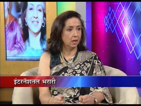 Celebrity talk time with Neena Kulkarni