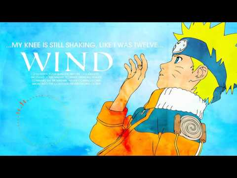 Music box  Wind  Akeboshi Naruto OST