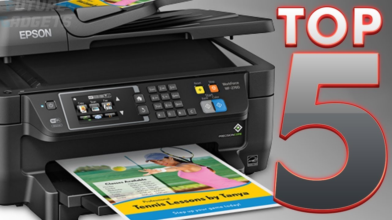 5 Best Home Printer For 2020 What Is The Best Cheapest