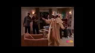 The Parkers BET with David Banks - Funny Moments - Stripper