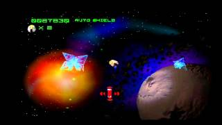 Asteroids (Playstation 1)