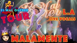 Download Rosalia: MALAMENTE  live at Los Angeles CA Mp3 and Videos