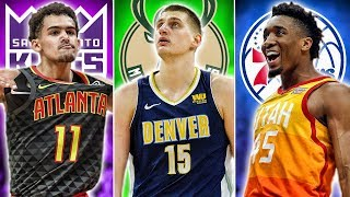 Redrafting The Top Picks In The NBA Draft From The Past 5 Years