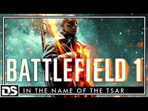 Battlefield 1 In the Name of the Tsar Gameplay German - Neuer DLC ! (DerSorbus)