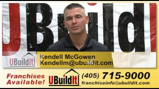 Ubuildit Franchise Video   Bob And Kendell   May 14 2014
