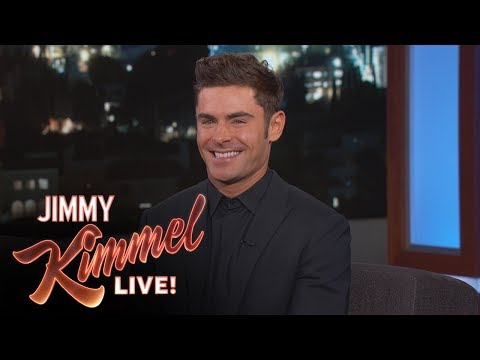 Zac Efron is Still Living with His Brother