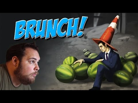 BRUNCH WITH MARKIPLIER! (GMod Melon Bomber)
