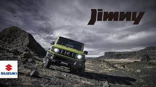 New Jimny Promotional Video thumbnail