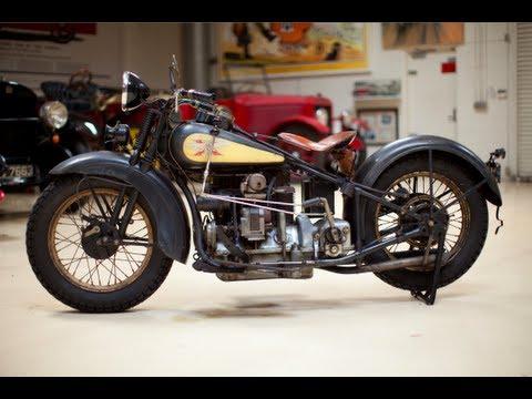 1931 Henderson KJ Police Special - Jay Leno