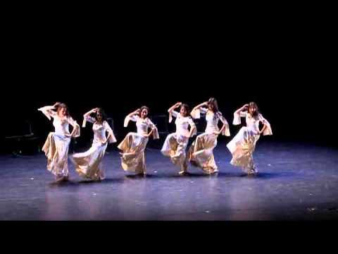 Arabesque Dance Co. Montage Of Moroccan, Lebanese And Iraqi Dance Styles