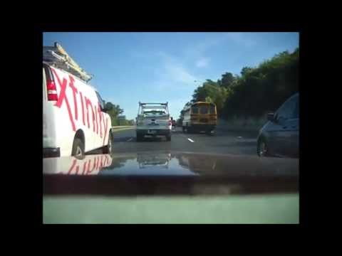 Thumbnail: Comcast Xfinity Work Van Reckless Driving