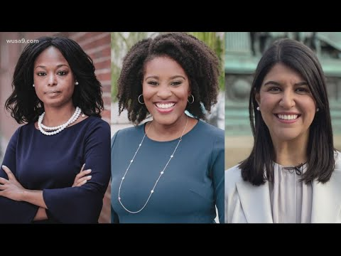 History in the making | The D.C. Council now has a solidified female majority | 202DC