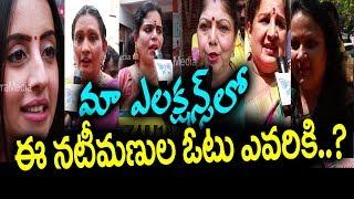 TFI Celebrates About MAA Elections 2019 Part 1   Heroine Sanjana   Film Chamber   Myra Media