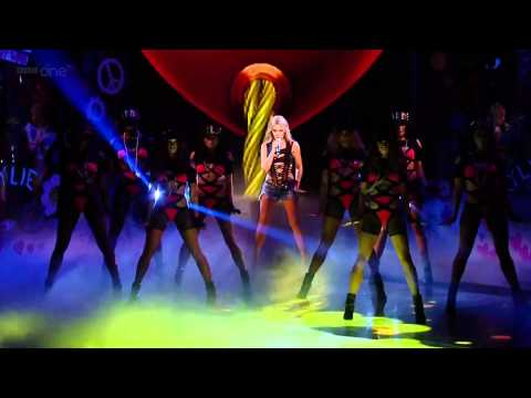 [HD] TIMEBOMB (Live at The Voice) - Kylie Minogue